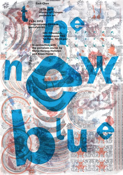The New Blue by Klaus Hesse